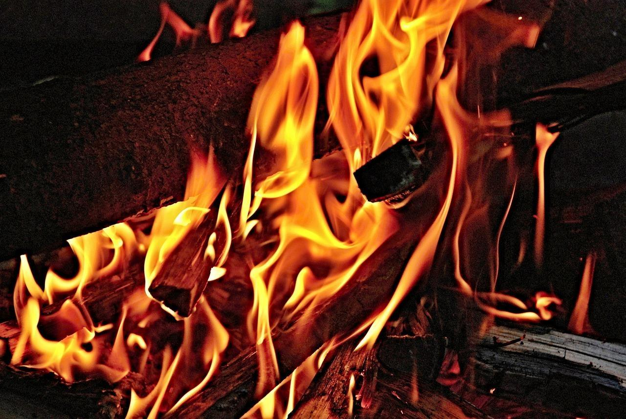 Vuur maken met water
