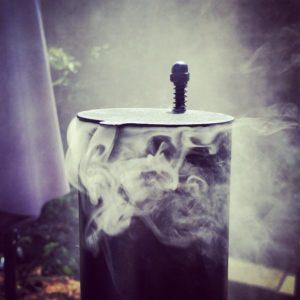 Vrijdag = Zalmdag! 6,5 kilo zalm roken op bestelling