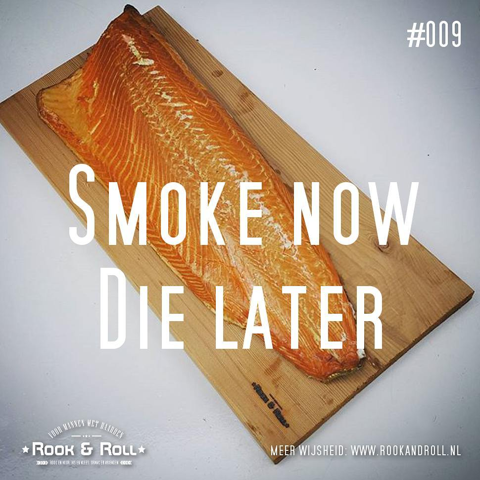 Smoke now, die later