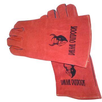 Valhal Leren BBQ Handschoenen