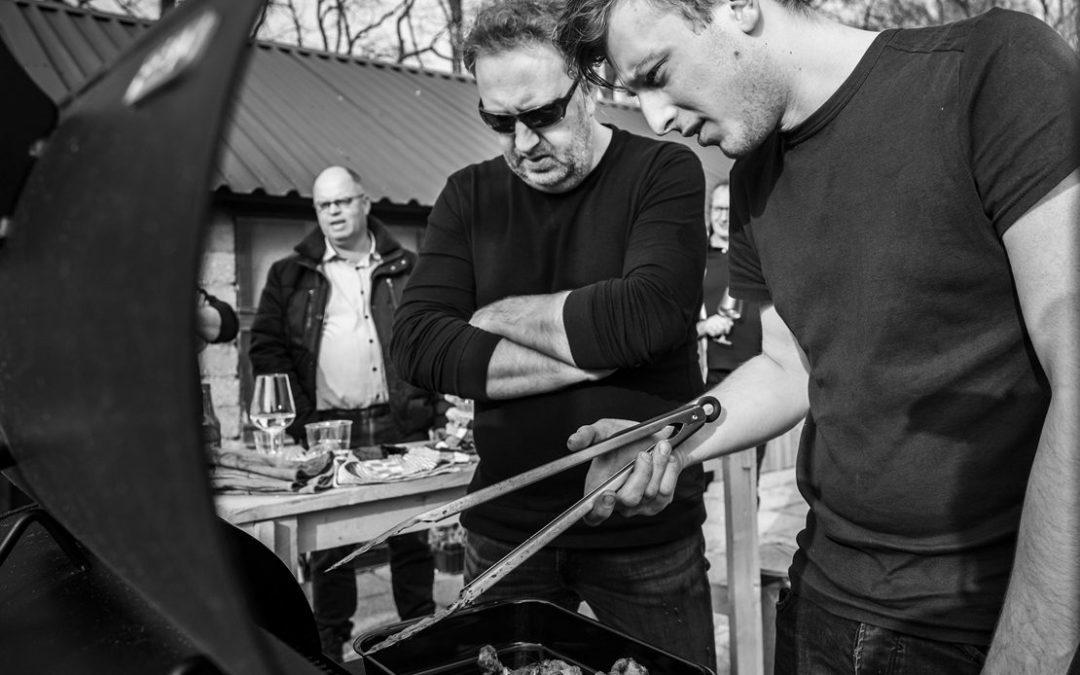 Workshop BBQ