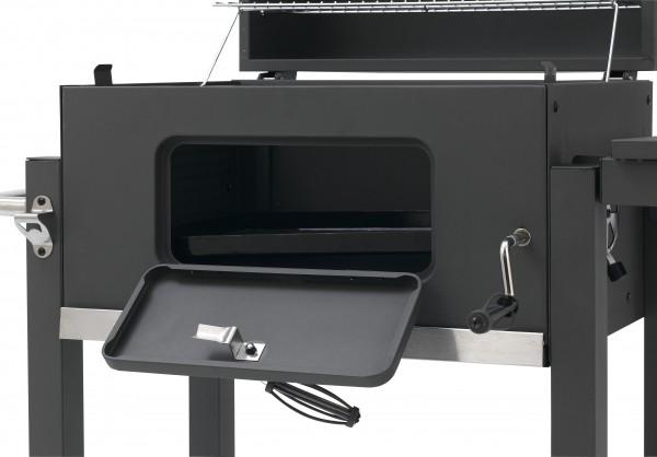 afsluitbare barbecue grillwagen tepro toronto. Black Bedroom Furniture Sets. Home Design Ideas