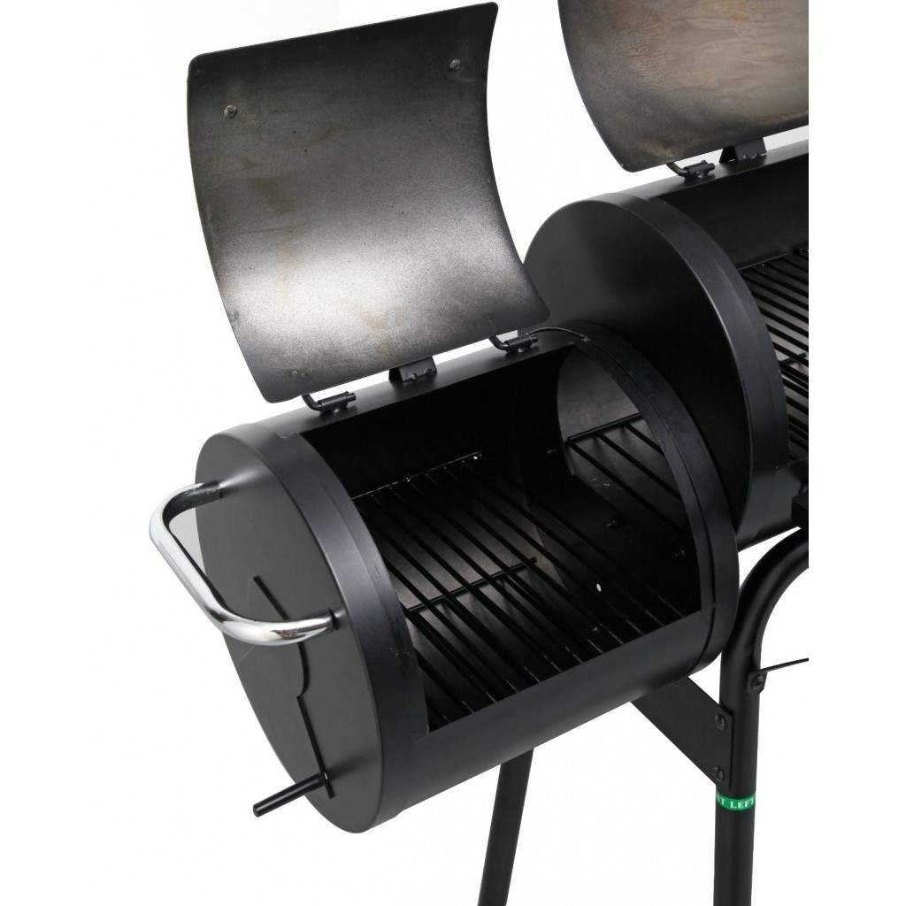 Bbq smoker tepro wichita rook roll for Obi barbecue
